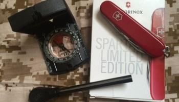 Victorinox Swiss Army Spartan