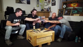 """Inside the Team Room: Navy SEALs"" Reviewed"