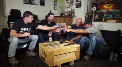 """""""Inside the Team Room: Navy SEALs"""" Reviewed"""