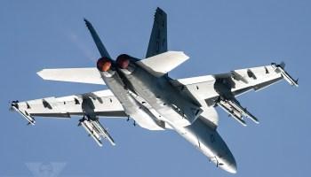 Burner Friday: Boeing F/A-18F Super Hornet