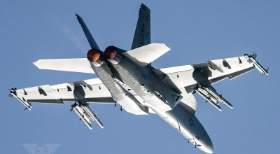 Burner Friday: Boeing F/A-18F Super Hornet