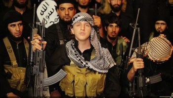 No Time-Outs: How do we Handle Teenage ISIS Wannabees?
