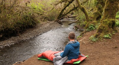 Sierra Designs Backcountry Bed: First Impressions