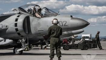 Will Taiwan Buy Refurbished Harrier Jump-Jets?
