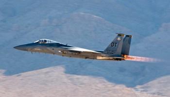 Burner Friday: USAFWC Flagship F-15C