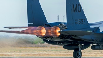 Burner Friday: 389 FS Strike Eagle