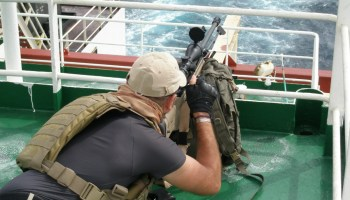 The Vulnerable Floating Armories of the MARSEC Industry