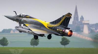 Burner Friday: Dassault Mirage 2000C
