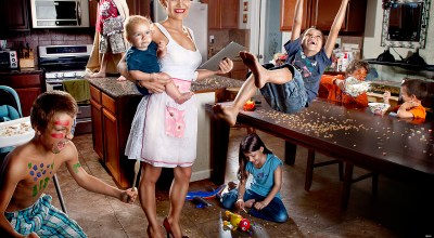 Toughest Job in the World: Being a Mother