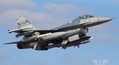 South Carolina ANG F-16s Deploy to Poland