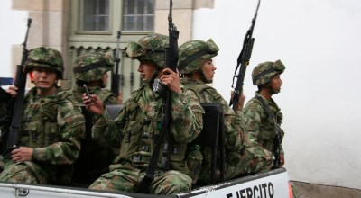 Ceasefire Ends, Fighting in Colombia Resumes