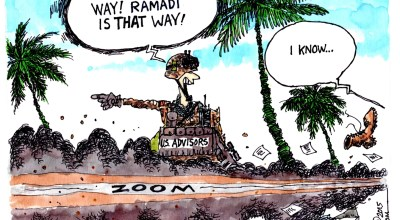 The Fall of Ramadi