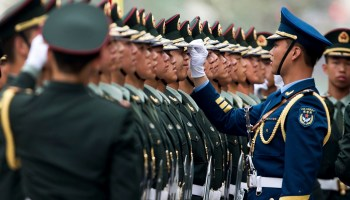 China's Unrestricted Warfare (Pt. 1)