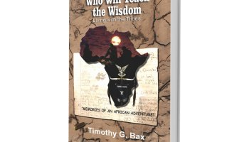 """Book Review: """"Who Will Teach the Wisdom"""""""
