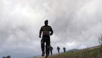 Britain's Special Air Service Selection (Pt. 2): On the Hills