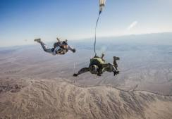 Special Forces Military Free Fall: Go Big or Go Home