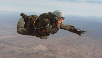 How Two Delta Force Jumpers Collided at 24,000 Feet in Accelerated Free Fall and Lived
