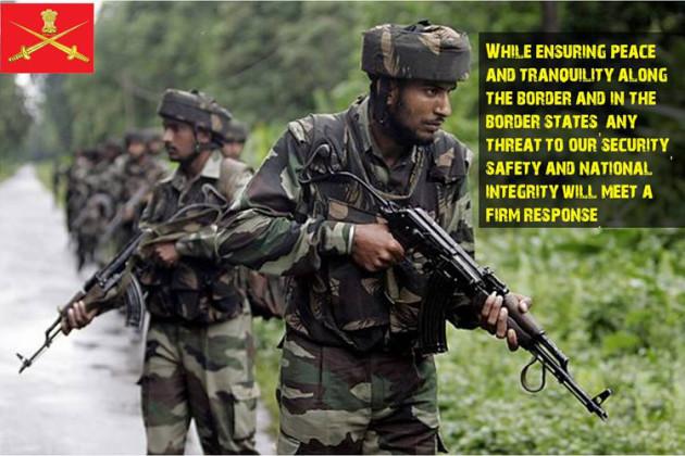 Indian Army Myanmar 1