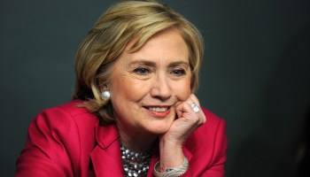 Is Hillary Clinton the Real-Life Veep?