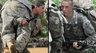 How It Really Went Down in the First Class to Graduate Female Rangers