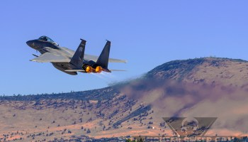 Burner Friday: 114 FS Boeing F-15C Eagle
