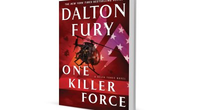 """Book Review: Dalton Fury's """"One Killer Force"""""""