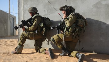 Israeli Defense Forces Grapple With New ROE on the West Bank