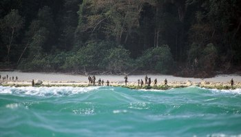 Dare Ya: Brave the Homicidal Natives on North Sentinel Island