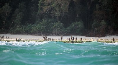 Dare Ya: Brave the Homicidal Natives on North Sentinel Island