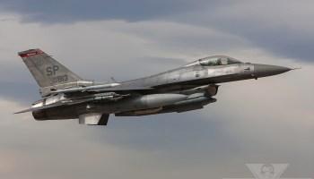 480 FS F-16CJ Down in Germany: Update