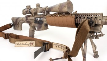 Sniper Skid Plate: Faster, more accurate barricade shooting