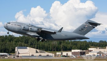 Milestone Tuesday: Boeing C-17A First Flight
