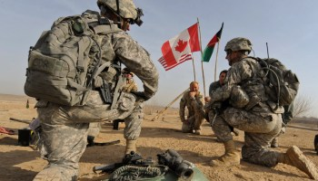 Canadian Elections: 3 Parties, but Who Supports the Troops?