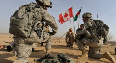 America Can Learn from Canadian Elections: 3 Parties, but Who Supports the Troops?