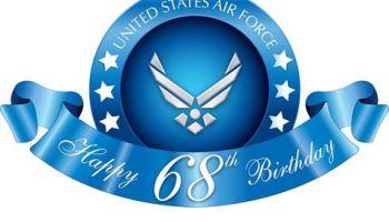 Happy Birthday To The USAF!