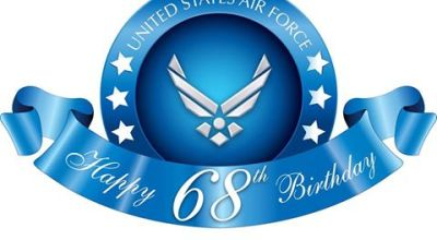 Happy Birthday To The USAF!
