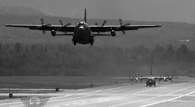 914th Airlift Wing's Final C-130 Deployment