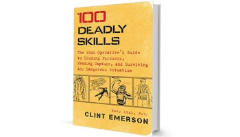 "Former Navy SEAL's ""100 Deadly Skills"": #73 Survive an Active Shooter"
