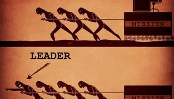 Hillary Clinton: A Boss, Not a Leader
