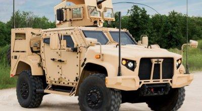 Meet the New Humvee: Oshkosh JLTV