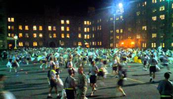 News Roundup: West Point Pillow Fight Beat-Down, Obama Selfies, Military Pilot Caught With 800 Pounds of Cocaine