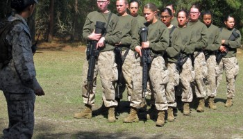 News Roundup: Female USMC Infantry Study Results Are in, Germany's Slow Suicide, Breastfeeding Army Moms