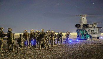 CIA and Joint Special Operations Command (JSOC) Join Forces to Target ISIS in Syria