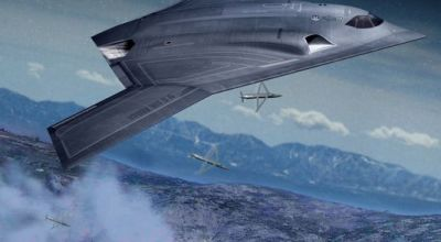 Northrop Grumman Awarded LRS-B Contract