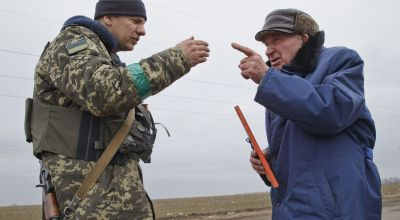The Tatar Blockade of Crimea Attracts Opportunists
