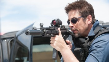 "Film ""Sicario"" Skips Reality, Opts for the Ridiculous"