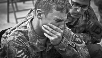 Never Shall I Fail My Comrades: GallantFew Strives to End Veteran Suicide