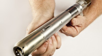 Raytheon Releases First Ever Rifle-Mounted Precision Missile