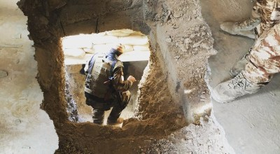 Kurdish Coalition Liberates Sinjar From ISIS