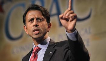 Louisiana Governor Bobby Jindal on Syrian Refugees: Not in My State, Not on My Watch